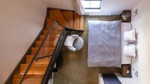 Chambre 2 - plongée