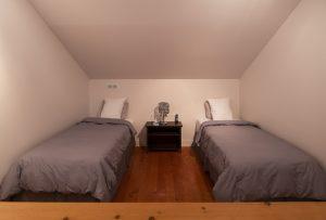 2 lits simples mezzanine