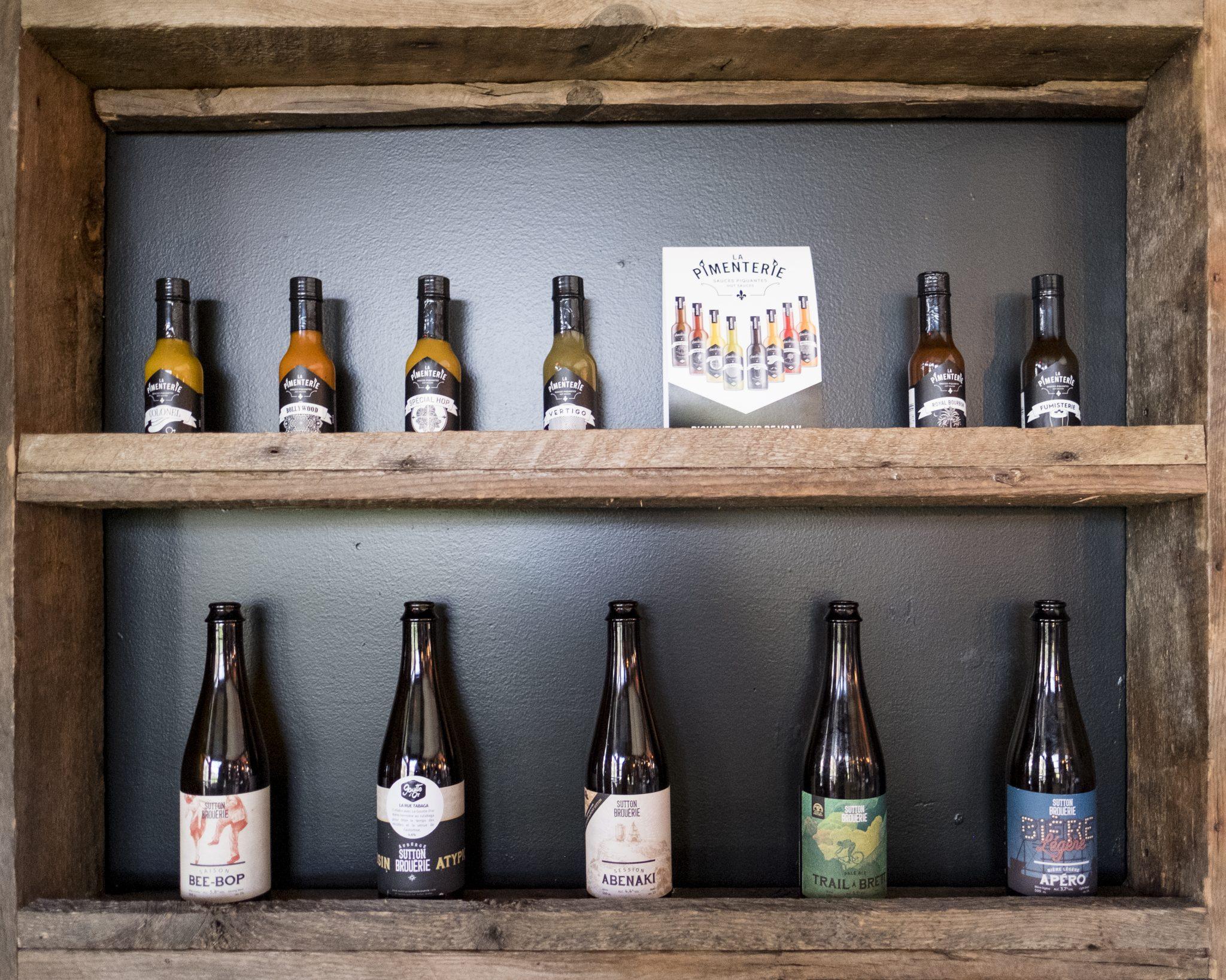 Bières IPA de Microbrasserie | Restaurant, auberge et microbrasserie située en Estrie | Auberge Sutton Brouërie