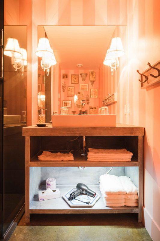 Chambre #3 - Salle de bain | Hébergement à Sutton, Estrie | Auberge Sutton Brouërie