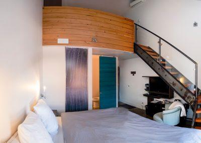 Chambres #5-6-7-8 - Rez-de-chaussée | Hébergement à Sutton, Estrie | Auberge Sutton Brouërie