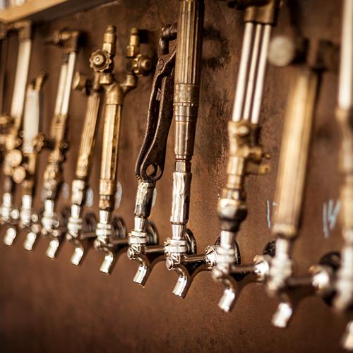 Bières de microbrasserie en Estrie | Restaurant, auberge et microbrasserie | Auberge Sutton Brouërie