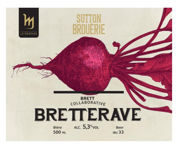 Betterave - Bière de microbrasserie | Bière Brett Collaborative | Auberge Sutton Brouërie